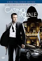 Casino Royale 007 DVD 2007 ~ 2-Disc Full Screen Edition