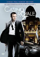 Casino Royale 007 (2-Disc Full Screen) James Bond: Daniel Craig, Judi Dench