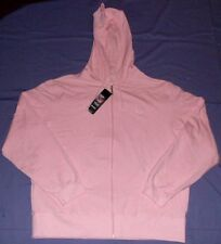 Indianapolis Colts Hoodie Ladies Small Pink Full Zip Reebok NFL Womens Jacket