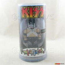 Kiss Minimates Peter Criss single figure in tube packaging by Art Asylum 2002