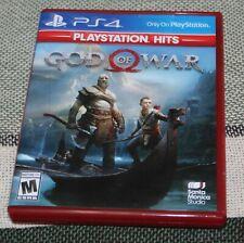 New listing God of War PlayStation Hits (Sony PlayStation 4, 2018)