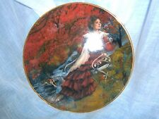 """COLLECTOR Plate""""Alaina"""", """"How Do I Love Thee"""" by Braymer Hall #17613 Gift"""