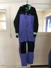 Airblaster Suit Freedom Insulated Snowboarding  Large Jacket / Pants Purple