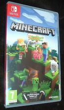 Minecraft Bedrock Edition Nintendo SWITCH NSW NEW SEALED FREE UK p&p UK SELLER