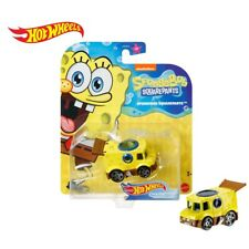 Hot Wheels 2020 Character Car Nickelodeon Spongebob Squarepants 1/64 Diecast