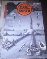 PORT OF EARTH TPB VOL 1 REPS #1-4 IMAGE COMICS Zach Kaplan Andrea mutti