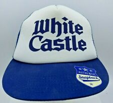 Men Women Caps White Castle Cravers Hats Snapback Trucker Cap One Size Hat