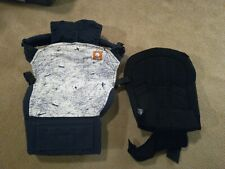 Tula Navigator Ergonomic Baby Carrier With Infant Seat Insert & Hood Orig $189