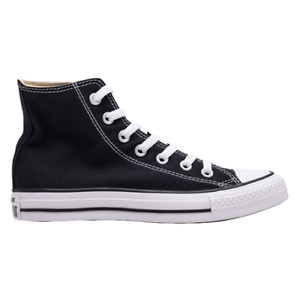 Converse Chuck Taylor All Star High Unisex Black Lifestyle Shoes Casual Sneakers