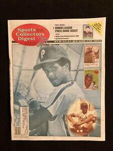 1998 Sports Collectors Digest magazine / SCD / First Minor League Price Guide