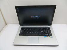"""MSI 17.3"""" Gaming Laptop GeForce GTX 860M i5-4200M 250GB SSD 8GB"""