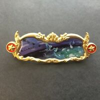 WDI Dumbo Story Panel 2 Storks Delivery Service LE 200 Disney Pin 96558