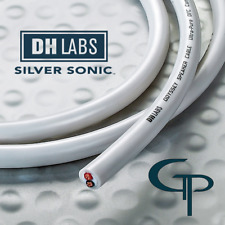 DH Labs Silver Sonic Odyssey Speaker Cable sold by the Foot Ultra Pure OFHC