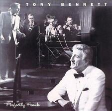 TONY BENNETT - Perfectly Frank (CD 1992) USA Import EXC Covers Sinatra Tribute
