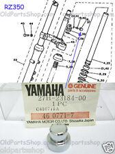 Yamaha RD350YPVS RZ350 Front Fork Air Valve Cap NOS XS1100 XJ750 27H-23184-00