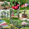 Miniature Fairy Garden Ornament Decor Pot DIY Craft Accessories Dollhouse New