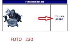 62000 FARO FENDINEBBIA (FOG LAMPS) DX-SX BMW S.3 E46 BERLINA-TOURING 10/2001->