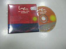 LUZ CASAL CD SINGLE EUROPE UN NUEVO DIA BRILLARA 2004 PROMO