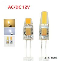 1-100 AC/DC12V Dimmable G4 LED COB Light 3W 6W High Quality LED G4 COB Lamp Bulb