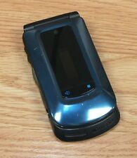 *For Parts* Motorola i412 (H80Xah6Qr2An) (Boost Mobile) Blue Gsm Cellular Phone
