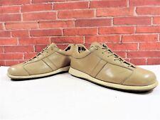 Paul Smith Hombre Claro Zapatos Piel Color Canela Zapatillas UK 8 Us 9 Ue 42