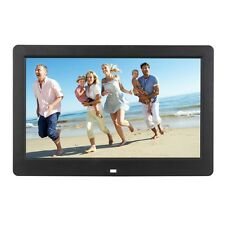 10.1 LCD HD Electronic Digital Photo Frame Picture Photography MP4 Player BLK AD