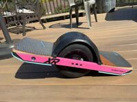 One Wheel Plus XR Brand NEW bought in Feb 2021 and put a bunch of upgrades on it