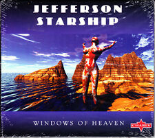 JEFFERSON STARSHIP windows of the heaven Digipack CD NEU OVP/Sealed