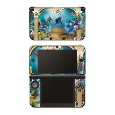 Nintendo 3DS XL Aufkleber Skin Klebe Folie Schutzfolie Design Sticker Atlantis