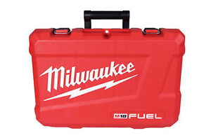 Milwaukee Tool Case for M18 Fuel Drill and Impact kits 2997-22