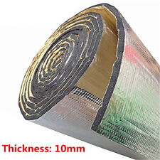 10mm 1*1.4m Car Sound Proofing Deadener Heat Shield Hood Noise Dampener Barrier