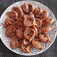 chebakia pâtisserie orientale marocaine pastry special ramadan mkharka prix kilo