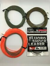 Fly Line & Fluorocarbon Combo. Buy 3, get FREE FLUOROCARBON!  $10.95 Value!