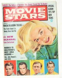 Vtg Johnny Crawford's Personal Star Celebrities Magazine March 1963 Movie Stars