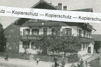 Lenggries : Molkerei Murböck -  um 1930                 W 3-12
