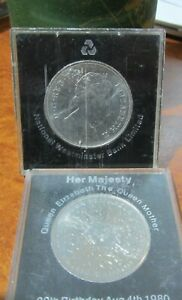 1980 Queen Mother Crown #210901-6 =ONE COIN=