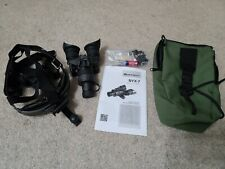 Armasight NYX-7 Gen 2+ White Phosphor Night Vision Goggles Full Kit, PVS7, PVS-7