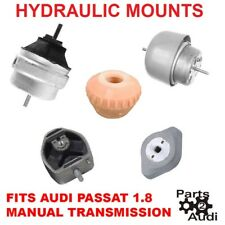 ENGINE MOTOR TRANSMISSION MOUNTS  MOUNT 5PCS KIT FOR AUDI VW 1.8 only MANUAL