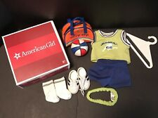 AMERICAN GIRL DOLL JULIE'S HOOPS OUTFIT RARE RETIRED BASKETBALL