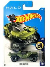 HALO. UNSC M12 Warthog.. 2017 HW Screen Time. DTW95. NEW in Blister Package!