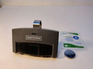 Craftsman 9.30498 3-function Visor Garage Door Control