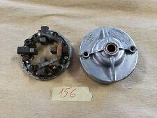Coperchio supporto spazzole motorino aviamento Magneti M.Alfa Romeo Giulietta