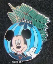 Disney DLR - 2010 Hidden Mickey Christmas Ornament Collection Mickey Pin