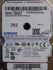 320gb Samsung hm320ji | 2008.12 | PCB: mango rev.03 #292