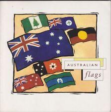 AUSTRALIAN FLAGS 1st Ed. SC Book