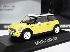 Minichamps 1/43 Mini Cooper Diecast Model Car