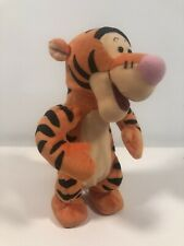 Disney Bouncing Talking Singing Tigger Soft Plush Toy