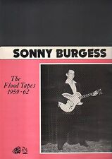 SONNY BURGESS - the flood tapes 1959-62 LP