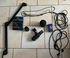 Shure SM 7 B Studio Ideal für Podcasting, Radio, Twitch ,YouTube und Musik