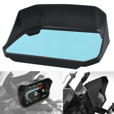 Black Sun Visor&Protection Film For BMW F750GS F850GS R1200GS R1250GS Adventure